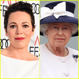 Olivia Colman Talks the 'Pressure' of Playing Queen Elizabeth on 'The Crown'