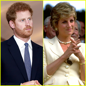 Prince Harry Still Has A Lot of Grief To Let Out Over His Mom Princess Diana's Death