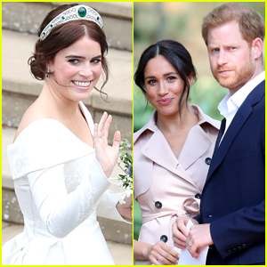 Princess Eugenie Was Not Happy with Meghan Markle & Prince Harry for Revealing Pregnancy at Her Wedding