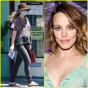 New Photos of Rachel McAdams Emerge Amid Pregnancy Reports