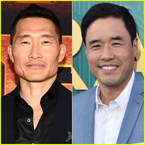 Daniel Dae Kim & Randall Park Team Up for New Amazon Heist Film!