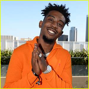 Rapper Desiigner Says COVID-19 is 'BS' & Falsely Claims It's Fake