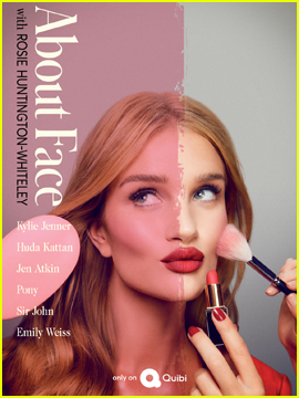 Rosie Huntington-Whiteley Stars in New Quibi Series 'About Face' - Watch the Trailer!