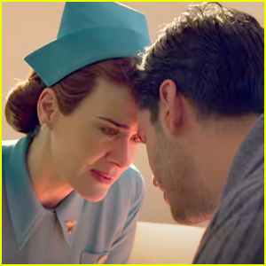 Sarah Paulson Brings One Flew Over The Cuckoo S Nest Nurse To Life In Netflix S Ratched Trailer Netflix Sarah Paulson Trailer Just Jared