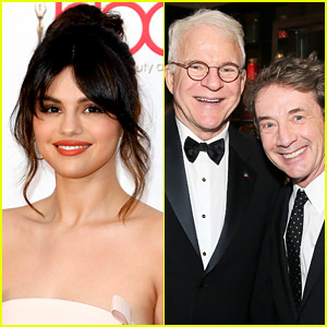 Selena Gomez Joins Steve Martin & Martin Short in Upcoming Hulu Comedy Series!