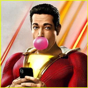 Zachary Levi Announces Official Title for 'Shazam!' Sequel!