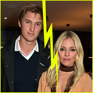 Sienna Miller & Lucas Zwirner Split After One Year of Dating