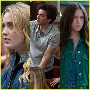 Kathryn Newton & More 'The Society' Stars React Over The Netflix Show's Cancellation