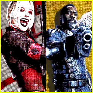 'The Suicide Squad' Full Cast & Their Characters Revealed in Brand New Teaser!