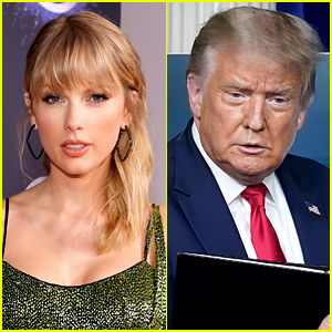 Taylor Swift Slams Donald Trump for Dismantling the USPS