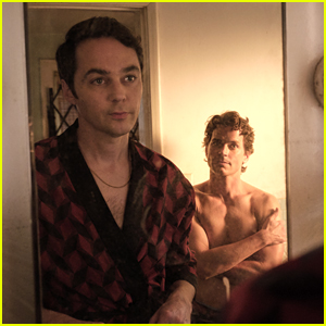 'The Boys in the Band' Movie Gets First Look Photos, Including a Shirtless Matt Bomer Pic!