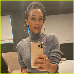 Tia Mowry Proudly Shows Off 68-Pound Weight Loss!