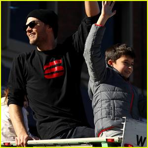 Tom Brady & Gisele Bundchen Wish Son Jack a Happy 13th Birthday!