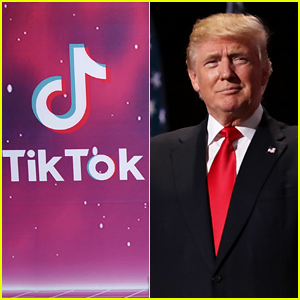 President Donald Trump Threatens To Use Emergency Powers to Ban TikTok From US Citizens