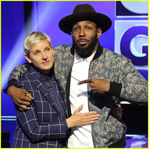 Stephen 'tWitch' Boss Opens Up About Allegations Against Ellen DeGeneres