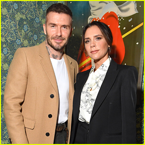 Victoria Beckham Says Husband David Always Wanted To Be a Spice Girl After Singing 'Wannabe'