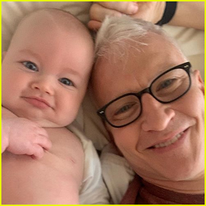 Anderson Cooper Shares the Sweetest Selfie With Baby Wyatt!