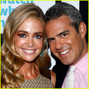 Andy Cohen Reveals Real Reason Why Denise Richards Left 'Real Housewives'