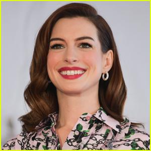 Anne Hathaway to Star in Rom-Com Heist Movie 'Lockdown'