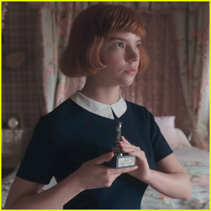 Anya Taylor-Joy is a Chess Genius in New Netflix Show 'The Queen's Gambit' - Watch the Trailer!