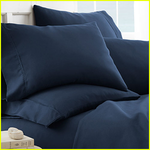 This $36 6-Piece Sheet Set Will Give You That Luxury Sleep!