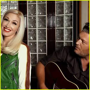 Blake Shelton & Gwen Stefani Drop an Acoustic Version of 'Happy Anywhere' Song - Watch Video!