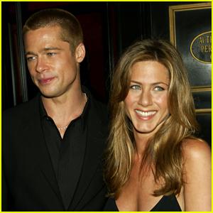 Jennifer Aniston & Brad Pitt Are Reuniting This Week - See First 'Fast Times at Ridgemont High' Promo Pic!
