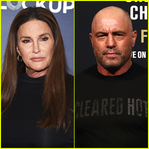 Caitlyn Jenner Calls Out Joe Rogan For Anti-Trans Comments