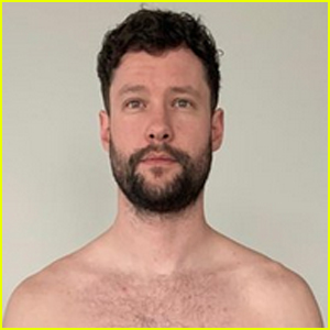 Calum Scott Shows Off His Body Transformation While in Lockdown