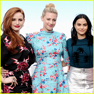 Lili Reinhart, Camila Mendes & Madelaine Petsch Combine Their Names For Joint TikTok Account