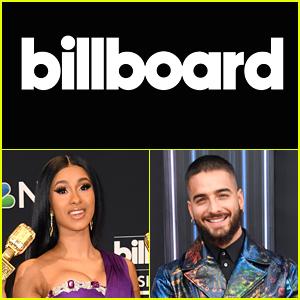 Cardi B & Maluma Top Billboard's Two Brand New Music Charts Called Billboard Global