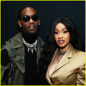 Cardi B 'Wasn't Crying' Over Filing For Divorce From Offset