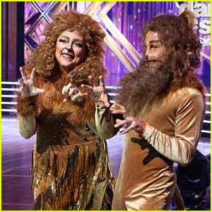 Carole Baskin's 'DWTS' Journey Ends with Her Dressed as a Lion & Dancing to 'Circle of Life'