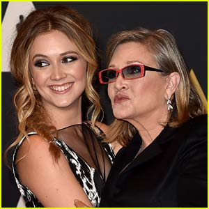 Carrie Fisher Once Said It Was Her Wish for Billie Lourd to Make Her a Grandmother