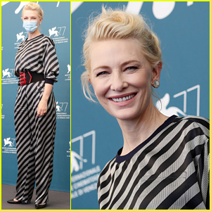 Cate Blanchett Questions the Coronavirus Response From Certain Countries Around the World