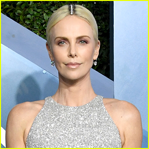 Charlize Theron Shows Off Daughters Jackson & August To Celebrate National Daughters Day