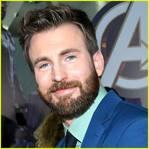 Chris Evans Accidentally Posts NSFW Photo on His Instagram