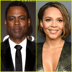 Chris Rock Photographed on Dinner Date with Carmen Ejogo!