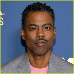 Chris Rock Reveals He Was Recently Diagnosed with Nonverbal Learning Disorder