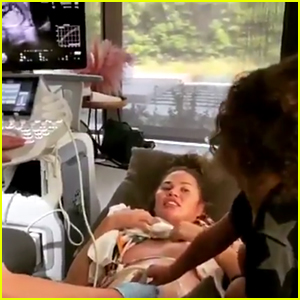 Chrissy Teigen's Daughter, 'Dr. Luna,' Helps with Her Sonogram - Watch the Adorable Video!