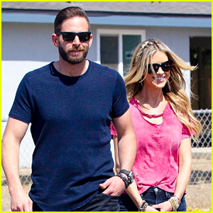 Christina Anstead Back At Work With Ex Tarek El Moussa After Splitting From Ant Anstead