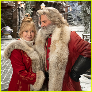 Kurt Russell & Goldie Hawn's 'Christmas Chronicle 2' Coming To Netflix in November
