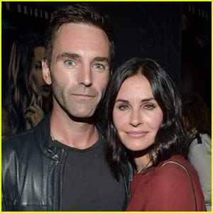 Courteney Cox Celebrates 7th Anniversary with Partner Johnny McDaid!