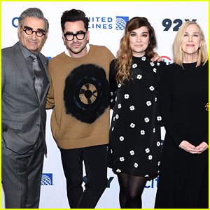 Dan Levy Reveals What Could Inspire Him To Write A 'Schitt's Creek' Movie