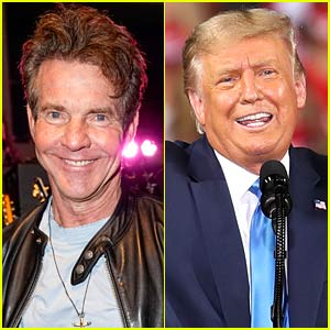 Dennis Quaid to Appear in Trump's COVID-19 Ad Campaign, Which Will Reportedly Cost $300 Million