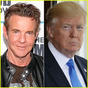 Dennis Quaid Fires Back After Participating in Trump's COVID-19 Ad: 'It Was in No Way Political'