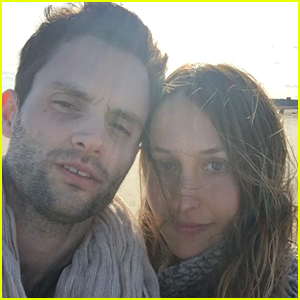Penn Badgley Welcomes First Child With Wife Domino Kirke