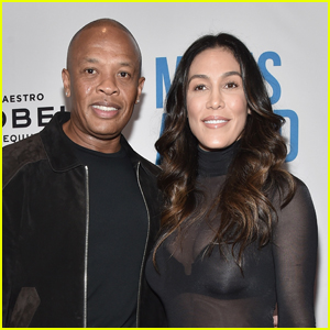 This Photo of the Check Dr Dre's Estranged Wife Wrote Herself Is Gaining Attention...