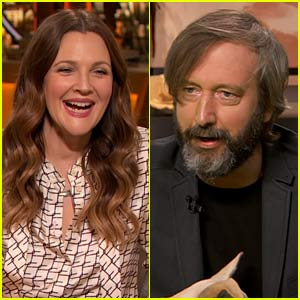 Drew Barrymore Tears Up While Reuniting with Tom Green After Not Speaking for 15 Years (Video)
