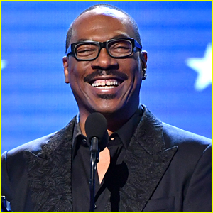 Eddie Murphy Is 'Floating' After Winning His First Emmy Award